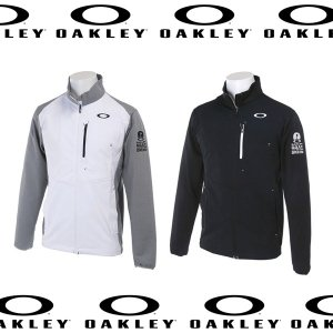 【2017年モデル 大特価!処分価格 即納です。】OAKLEY オークリー ゴルフ ウェア ジャケット BARK TECHNICAL TRUCK JACKET 【461555JP】 golf-season