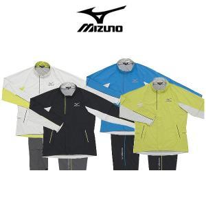 【2017年継続モデル 少しでもお値打ちに!】 MIZUNO NEXLITE RAINSUITS ミズノ レインウェア ネクスライトレインスーツ 【メンズ上下セット】 52JG5A01|golf-season