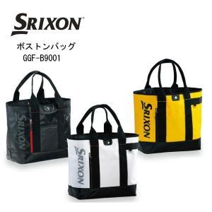 【2016年モデル】 ダンロップ SRIXON  スリクソン メンズ トートバッグ (スポーツバッグ) GGF-B9001|golf-season