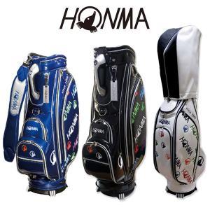 【2017年モデル 在庫限りです。】 ホンマ 本間ゴルフ CB-1728 エナメル キャディバッグ|golf-season