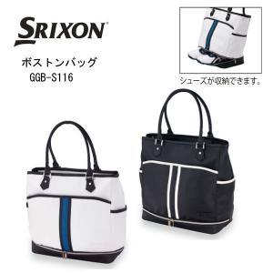 【2016年モデル】 ダンロップ SRIXON  スリクソン メンズ ボストンバッグ (スポーツバッグ) GGB-S116|golf-season