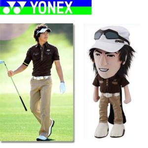 【2015年 限定特売!在庫限り!】 YONEX ヨネックス 石川遼プロ 限定 オリジナルヘッドカバー RY03|golf-season