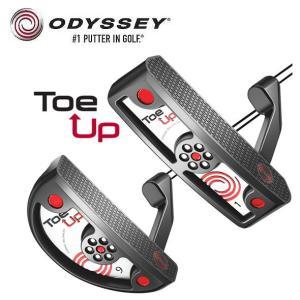 【在庫限り!即納です。】ODYSSEY オデッセイ TOE UP PUTTER トゥー アップ パター 日本正規品|golf-season