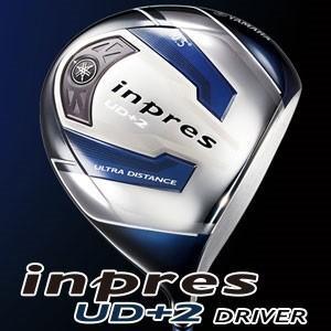 【地域別送料無料】  ヤマハ inpres UD+2 ドライバー(インプレス UD+2 ドライバー)【TMX-417Dシャフト】