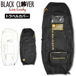 ブラッククローバー トラベルカバー 8.5〜9型対応 BC5HGZ06  20SS Black Clover LIVE LUCKY トラベルケース キャディバッグカバー JAN3|golf-thirdwave