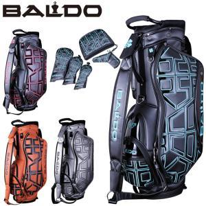 BALDO バルド 2021 9.5型 スタンドバッグ ヘッドカバー セット Stand Pro Model Caddie Bag CORSA コルサ  21SS 3点式 ツアー TOUR ゴルフバッグ MAY3|golf-thirdwave