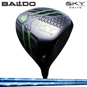バルド 2021 SKY DRIVE DRIVER 可変式 SKY468MAX 純正シャフト 装着 スカイ ドライブ ドライバー  カスタム オリジナルシャフト フジクラ FUJIKURA 地クラブ|golf-thirdwave
