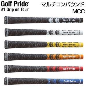 メール便発送 ゴルフプライド ウッド・アイアン用 グリップ 1本 マルチコンパウンドMCC M60X/M60R 日本正規品 GOLF PRIDE ゴルフ用品 パーツ GRIP グリップ交換|golf-thirdwave