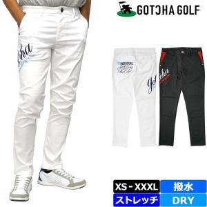 ガッチャゴルフ 2021 メンズ 吸汗速乾 ストレッチ 撥水 ロングパンツ 212GG1807 サーフロゴ GOTCHA GOLF  21SS 春夏秋 ゴルフウェア JUN3|golf-thirdwave