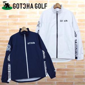 ガッチャ ゴルフウェア メンズ レインジャケット 99GG1602 GOTCHA GOLF レインウ...
