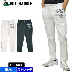 ガッチャゴルフ 2021 メンズ 撥水 ストレッチ ロングパンツ 99GG1804 GOTCHA GOLF  21SS 春夏秋 ゴルフウェア JUL2 golf-thirdwave