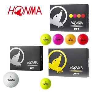 ホンマ HONMA D1 ゴルフボール 2016...の商品画像