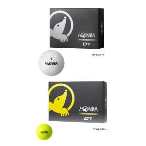 ホンマ HONMA D1 ゴルフボール 201...の詳細画像1