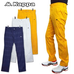 カッパゴルフ ATTIVO メンズ ロングパンツ KG852PA42 Kappa Golf 秋冬 1...