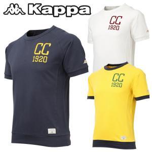 メール便発送OK カッパ Kappa メンズ スポーツウエア 半袖Tシャツ KL552SS21 新品 15FW トレーニング|golf-thirdwave