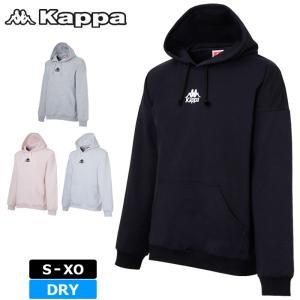 カッパ BANDA 吸汗速乾 スウェット パーカー KLA12KT03 ユニセックス Kappa 春...