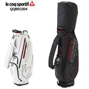 ルコック ゴルフ 2021 8.5型 キャディバッグ QQBRJJ04 21SS スポルティフ Lecoq golf sportif メンズ ゴルフ用バッグ カートバッグ|golf-thirdwave