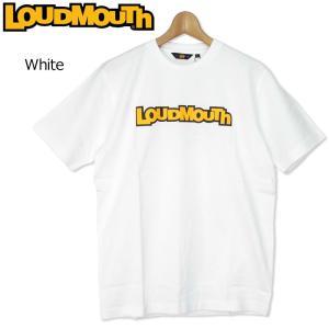 ラウドマウス メンズ Tシャツ コットン100% 769609 999 19SS フィットネス ヨガ ピラティス 日本規格 メール便発送|golf-thirdwave