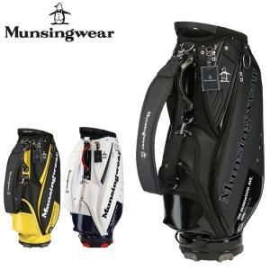 マンシングウェア 2021 9.5型 キャディバッグ MQBRJJ10XX  21SS MunsingWear ゴルフ用バッグ カートバッグ JUN3|golf-thirdwave