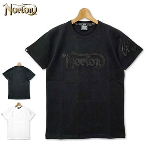 ノートン 半袖 厚手 コットン クルーネック Tシャツ 202N1018 Norton 春夏 20SS 半そで シャツ ウェア トップス Tee メンズ ファッション|golf-thirdwave