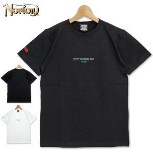 ノートン 2021 クルーネック コットン100% 半袖 Tシャツ 212N1029 Norton メール便発送  21SS 半そで シャツ ウェア トップス Tee メンズ ファッション MAY3|golf-thirdwave