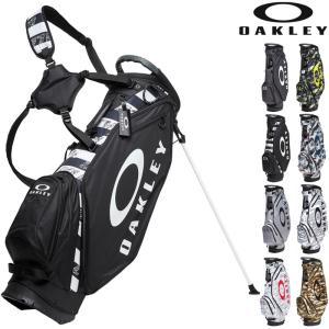 オークリー 2021継続 9.5型 スタンドバッグ BG STAND 14.0 FOS900199  21SS OAKLEY キャディバッグ ゴルフ用バッグ|golf-thirdwave