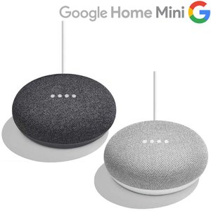Google Home Mini グーグル ホーム ミニ ワイヤレス スマート スピーカー カラー:...