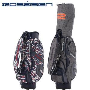 タイムセール rosasen ロサーセン 9型 キャディバッグ 046-18800 日本正規品 18FW ゴルフ用バッグ|golf-thirdwave