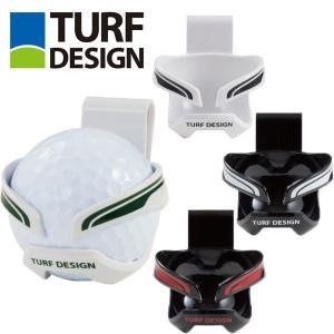ターフデザイン Ball Claw ゴルフボールホルスター TDBC-1672 新品 TURF DESIGN 17SS ゴルフ ラウンド用品、アクセサリー|golf-thirdwave