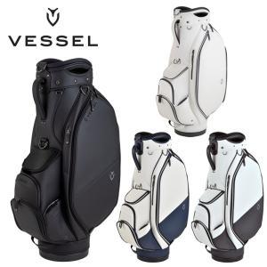 VESSEL ベゼル 2019 キャディバッグ 9型 Lux Cart JP 19SS ラグジュアリーカート ゴルフ用バッグ カートバッグ|golf-thirdwave