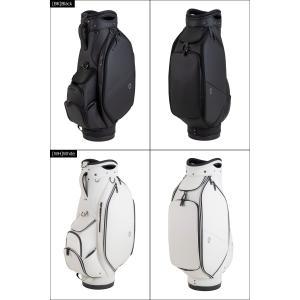 VESSEL ベゼル 2019 キャディバッグ 9型 Lux Cart JP 19SS ラグジュアリーカート ゴルフ用バッグ カートバッグ|golf-thirdwave|02