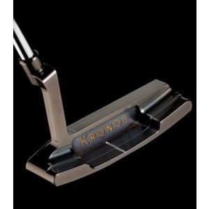 KRONOS TOUCH クロノス タッチ 高精度削り出しパター|golf-westandeast