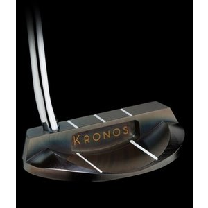 KRONOS METRONOME クロノス メトロノーム 高精度削り出しパター|golf-westandeast