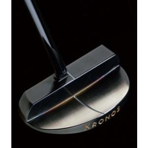 KRONOS MANDALA 2.0 クロノス マンダラ 2.0 高精度削り出しパター|golf-westandeast