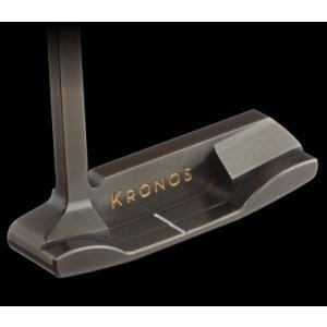 KRONOS RELEASE クロノス リリース 高精度削り出しパター|golf-westandeast