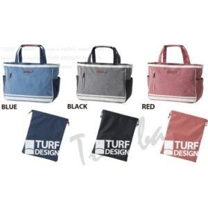 TURF DESIGN Tote Bag ターフデザイン トートバッグ TDTB-1670 2016モデル golf-westandeast