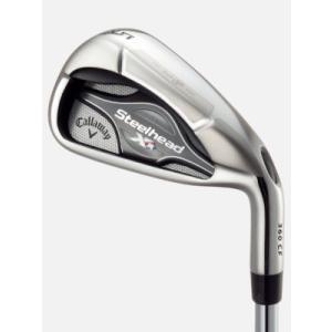 キャロウェイ スティールヘッド XR Callaway Steelhead XR アイアン6本セット(5〜9、PW) N.S.PRO950GH スチールシャフト 2016モデル|golf-westandeast