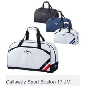 キャロウェイ スポーツ ボストン 17 JM ボストンバッグ Callaway Sport Boston 17 JM 2017モデル golf-westandeast