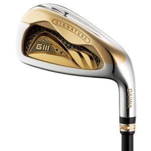 グローブライド G3 SIGNATURE ジースリー シグネチャー 単品アイアン SVF EXIII FM-417I 2017モデル golf-westandeast