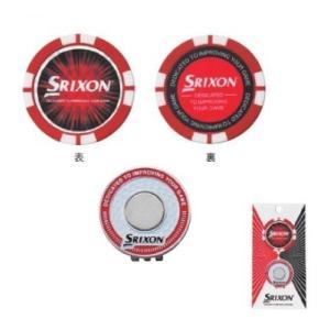 ダンロップ SRIXON スリクソン チップマーカー&クリップ GGF-15316 2015モデル