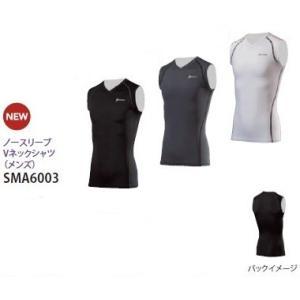 DUNLOP SRIXON ダンロップ スリクソン メンズ ノースリーブ Vネックシャツ SMA6003 2016モデル|golf-westandeast