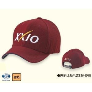 ダンロップ ゼクシオ ウールキャップ DUNLOP XXIO CAP XMH6120 2016モデル