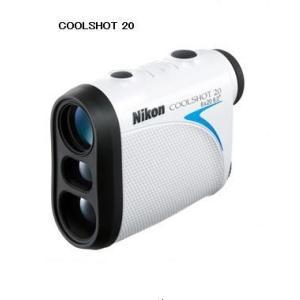 NIKON ニコン COOLSHOT 20 レーザー距離計 ライト G970|golf-westandeast