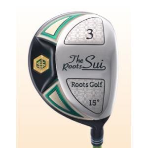 ルーツゴルフ 粋 The Roots Sui フェアウェイウッド ROOTS GOLF 2017モデル golf-westandeast