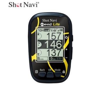 Shot Navi ショットナビ ネオ 2 ライト GPSゴルフナビ   G-729