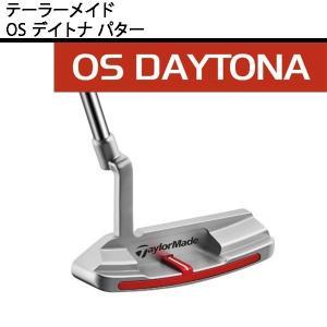 【取寄せ】【送料無料】 テーラーメイド メンズ OS デイトナ パター 専用ヘッドカバー付 【ゴルフクラブ】