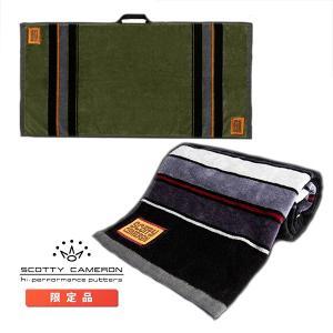 Scotty Cameron Rhythm Golf Towel Green/101884 Blac...