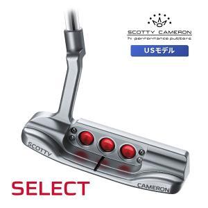 スコッティキャメロン SELECT セレクト NEWPORT ニューポート パター 2016 USモデル Scotty Cameron|golfaholics