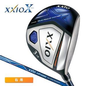 ダンロップ ゴルフ XXIO10 フェアウェイウッド ネイビー ゼクシオ テン MP1000カーボンシャフト 2018年モデル FW 日本正規品|golfaholics