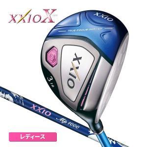 ダンロップ ゴルフ XXIO10 レディース フェアウェイウッド ブルー ゼクシオ テン MP1000L カーボンシャフト 2018年モデル FW 日本正規品|golfaholics